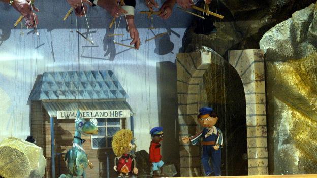 Die «Augsburger Puppenkiste», seit 67 Jahren am tv.