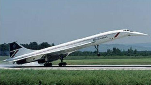 Jungfernflug vor 46 Jahren: Die «Concorde»