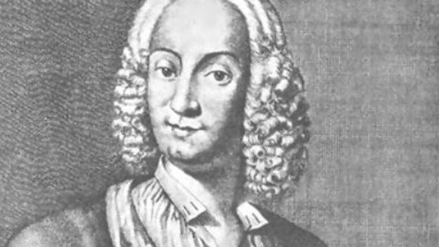Antonio Vivaldi, genannt «der rote Priester».