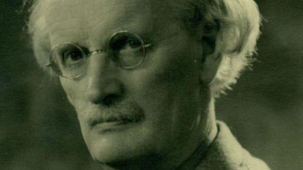 Pionier der Lüfte und der Tiefsee: Auguste Piccard.