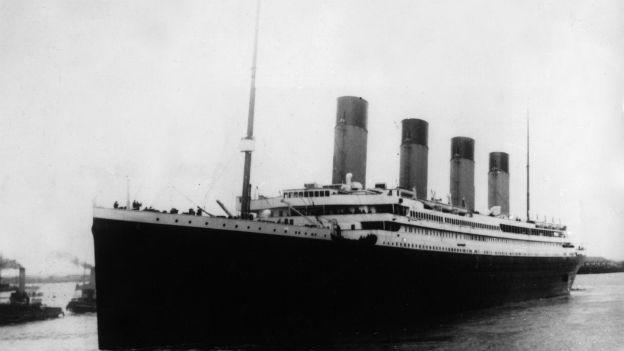 Das grösste Schiff, die grösste Katastrophe: Die «Titanic»