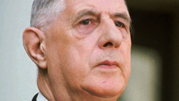 General und Staatsmann: Charles de Gaulle, 1890 - 1970.