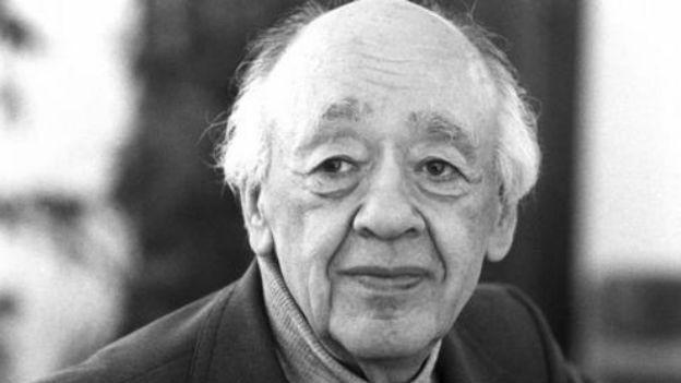 Eugène Ionesco: Autor des Stücks die kahle Sängerin