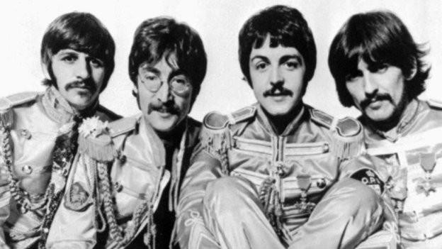 Die Fab Four aus Liverpool