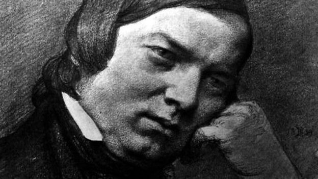 Geboren am 8. Juni 1810: Robert Schumann