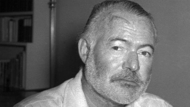 Ernest Hemingway, Kriegsreporter und Nobelpreisträger