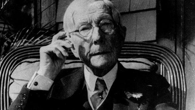 John D. Rockefeller, Ölmagnat und Philanthrop