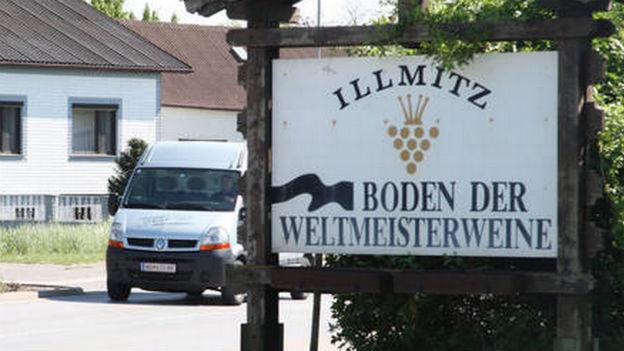 Illmitz im Burgenland: Ursprung des Glukoseskandals