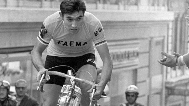 Er wurde «der Kannibale» genannt: Eddy Merckx