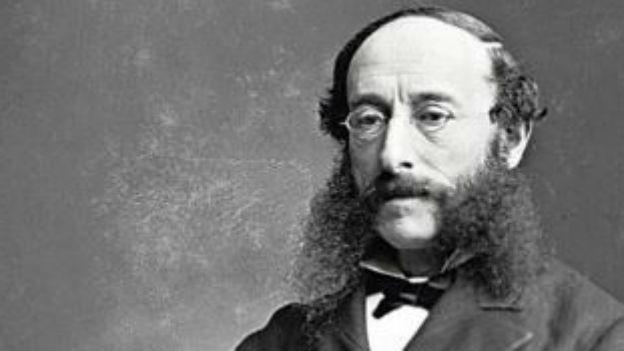 Revolutionär des Nachrichtenwesens: Paul Julius Reuter
