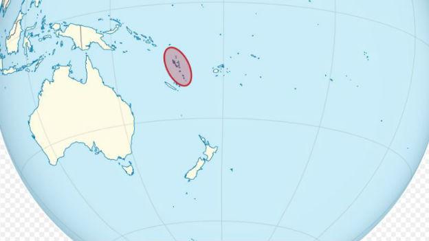 Grösste Sprachendichte der Welt: Inselgruppe Vanuatu