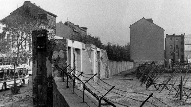 Berliner Mauer, Bollwerk gegen die freie Welt