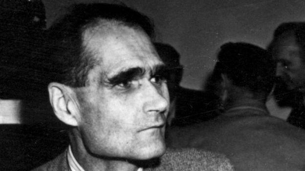Ministerrat für Reichsverteidigung: Rudolf Hess