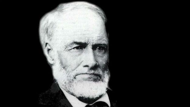 James Marshall entdeckte das Gold Kaliforniens
