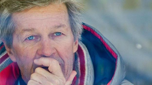 Schweizer Skilegende: Bernhard Russi