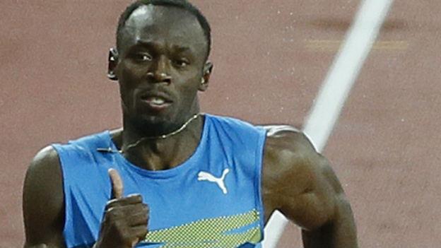 Spitzensprinter aus Jamaika: Usain Bolt