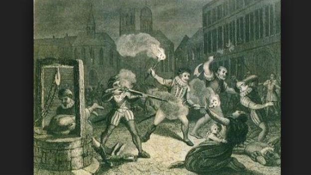 Der Glaube als Mordmotiv: Bartholomäusnacht