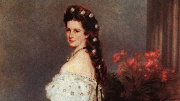 Kaiserin Sissi von Österreich