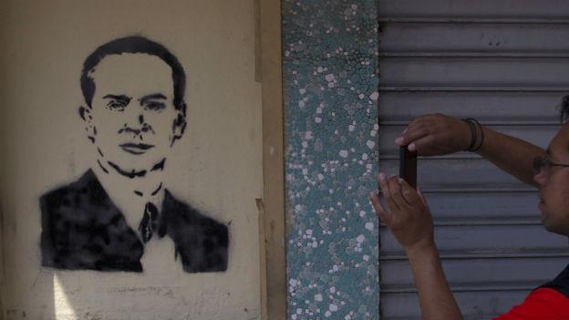 Präsident Guatemalas von 1951 bis 1954: Jacobo Arbenz
