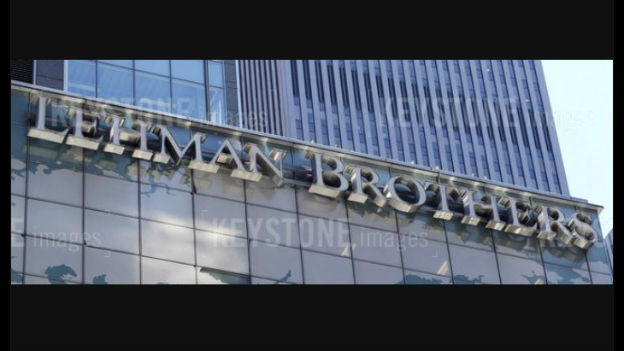 Insolventer Riese: Investementbank Lehman Brothers