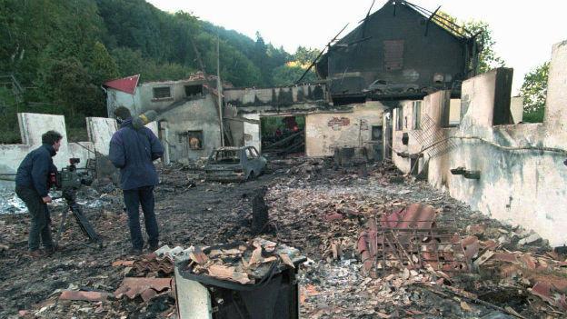 Erschossen, verbrannt: «Sonnentempler»-Massenmord