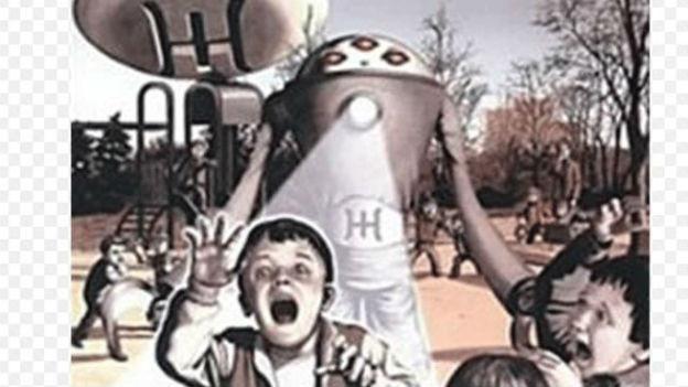 Woronesch, UdSSR, 1989: «Unbekanntes Flugobjekt»