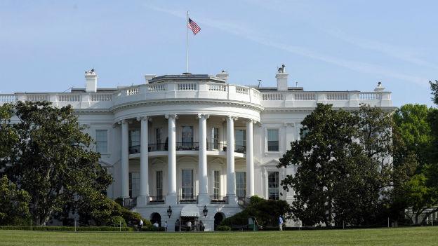 Sitz des US-Präsidenten: Weisses Haus, Washington