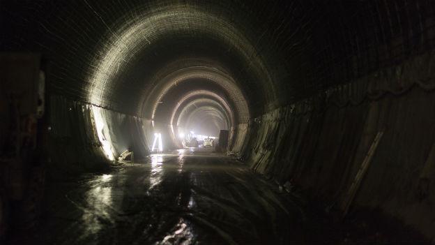 Längen-Weltrekord: Der Gotthard-Basis-Tunnel