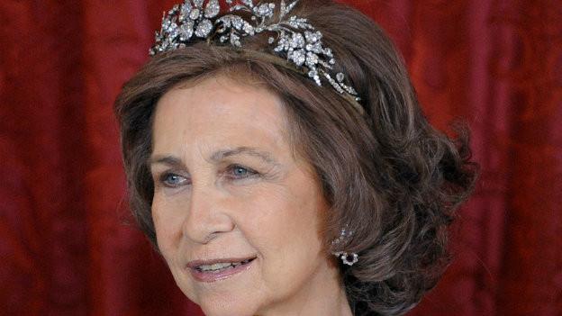 Wird heute 77: Königin Sofia