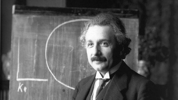 Weltberühmter Physiker: Albert Einstein