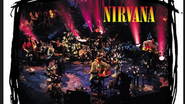 Cover des letzten Nirvana-Albums