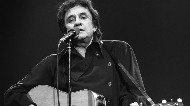 Ein Herz für Minderheiten: Johnny Cash.
