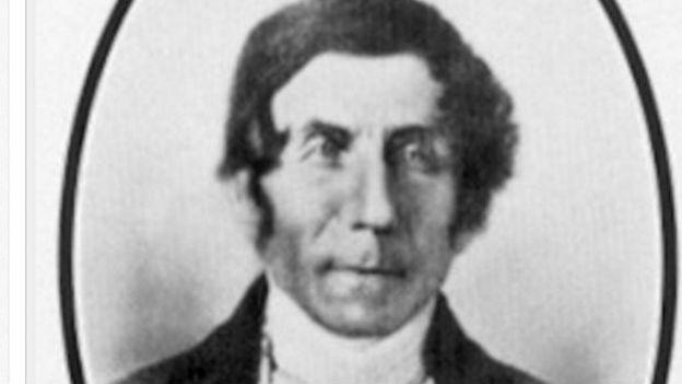 Unter ihm wuchs die Firma: Alexandre-François Cailler.