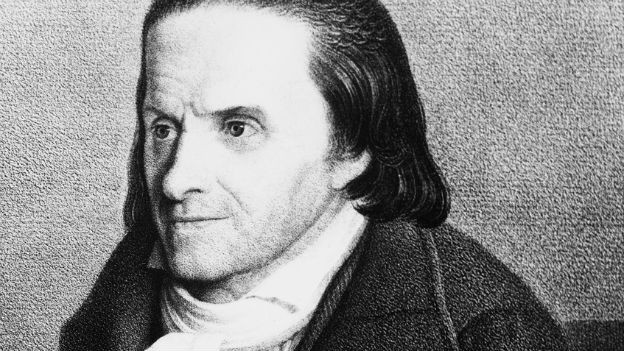 Pädagoge und Reformer: Johann Heinrich Pestalozzi.