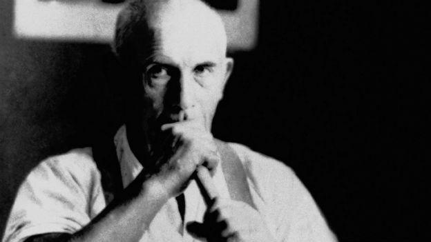 Adolf Wölfli, Maler, Dichter, Komponist.
