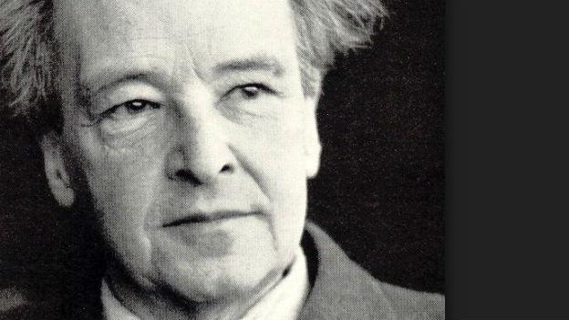 Arthur Honegger, Schweizer Komponist in Paris.