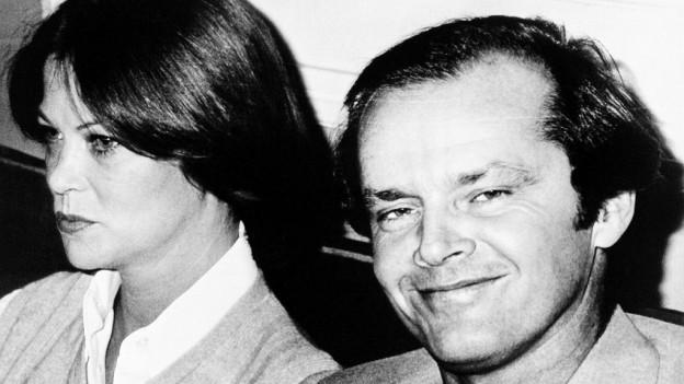Jack Nicholson (r.) und Louise Fletcher.