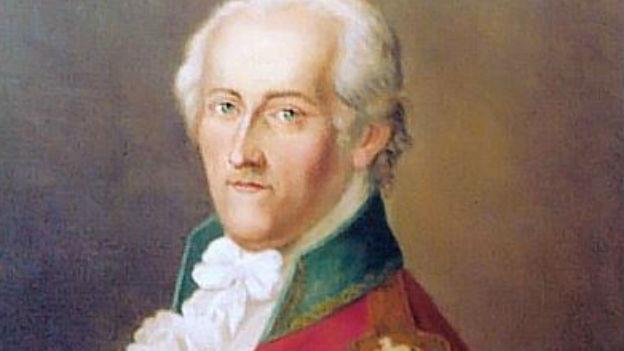 Adolph Knigge, Schöpfer der Benimmregeln.