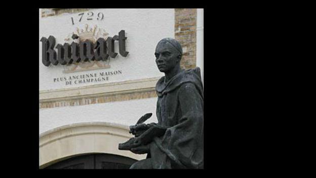 Nicolas Ruinart, der erste Champagnerhändler.