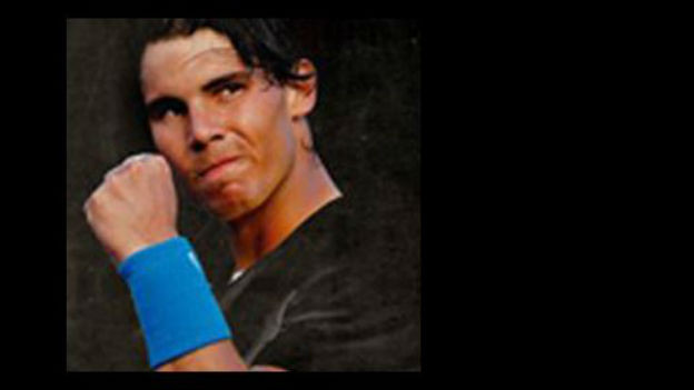 Hält die längste Siegesserie auf Sand: Rafael Nadal.