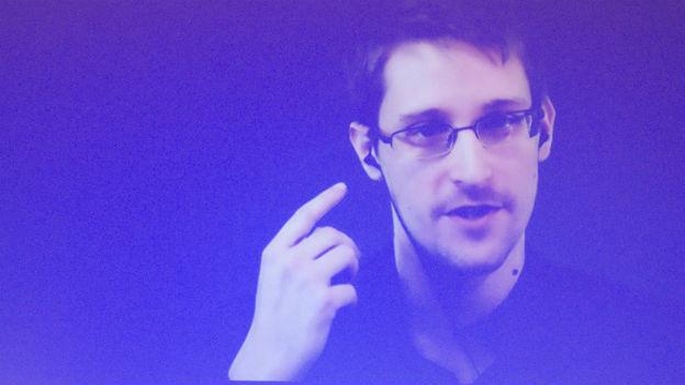 Einblick in Geheimdienste: Edward Snowden