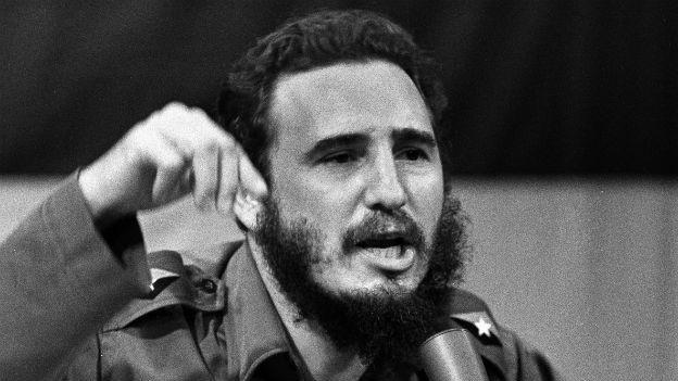 Die Revolution begann mit Fehlschlag: Fidel Castro.