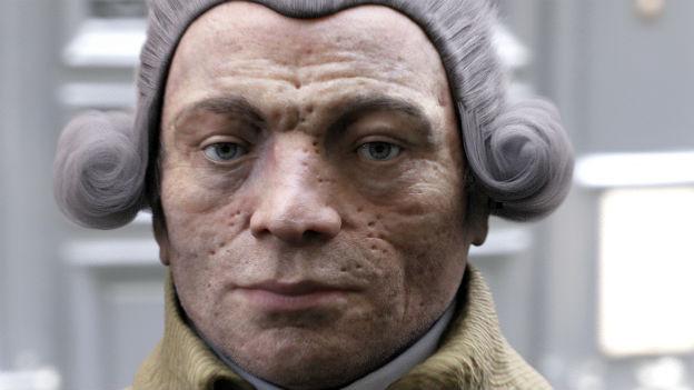 Schlächter der Revolution: Maximilien de Robespierre.