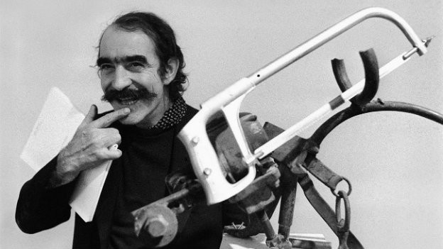 Starb am 30. August 1991 - Jean Tinguely