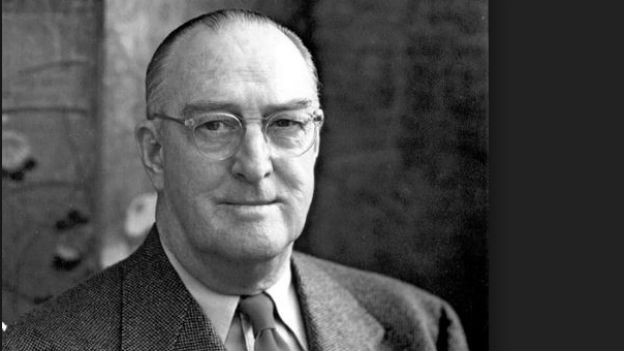 William Boeing, Gründer der Flugzeugwerke.