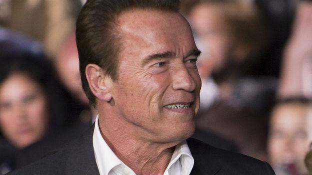 Vielseitiger Auch-Oesterreicher: Arnold Schwarzenegger.