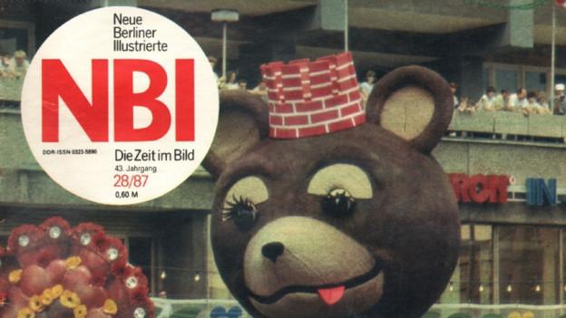 NBI-Ausgabe aus dem Jahr 1987