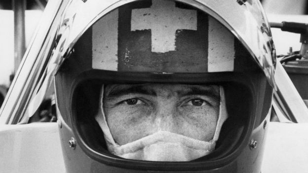 «Live fast, die young»: Jo Siffert, 1936 - 1971.