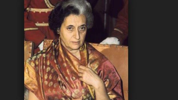 Ihr Tod löste tödliche Krawalle aus: Indira Gandhi.