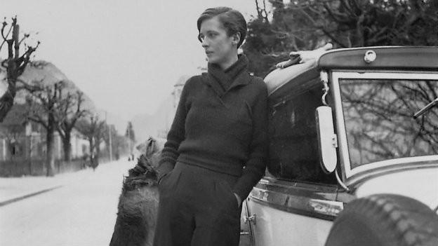 Journalistin und Schriftstellerin: Annemarie Schwarzenbach